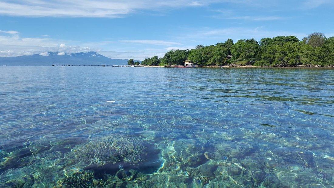 Turismos en Manado, Sulawesi