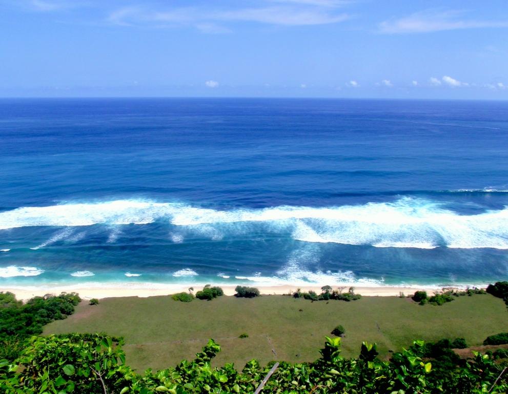 la playa Nyang Nyang en Bali
