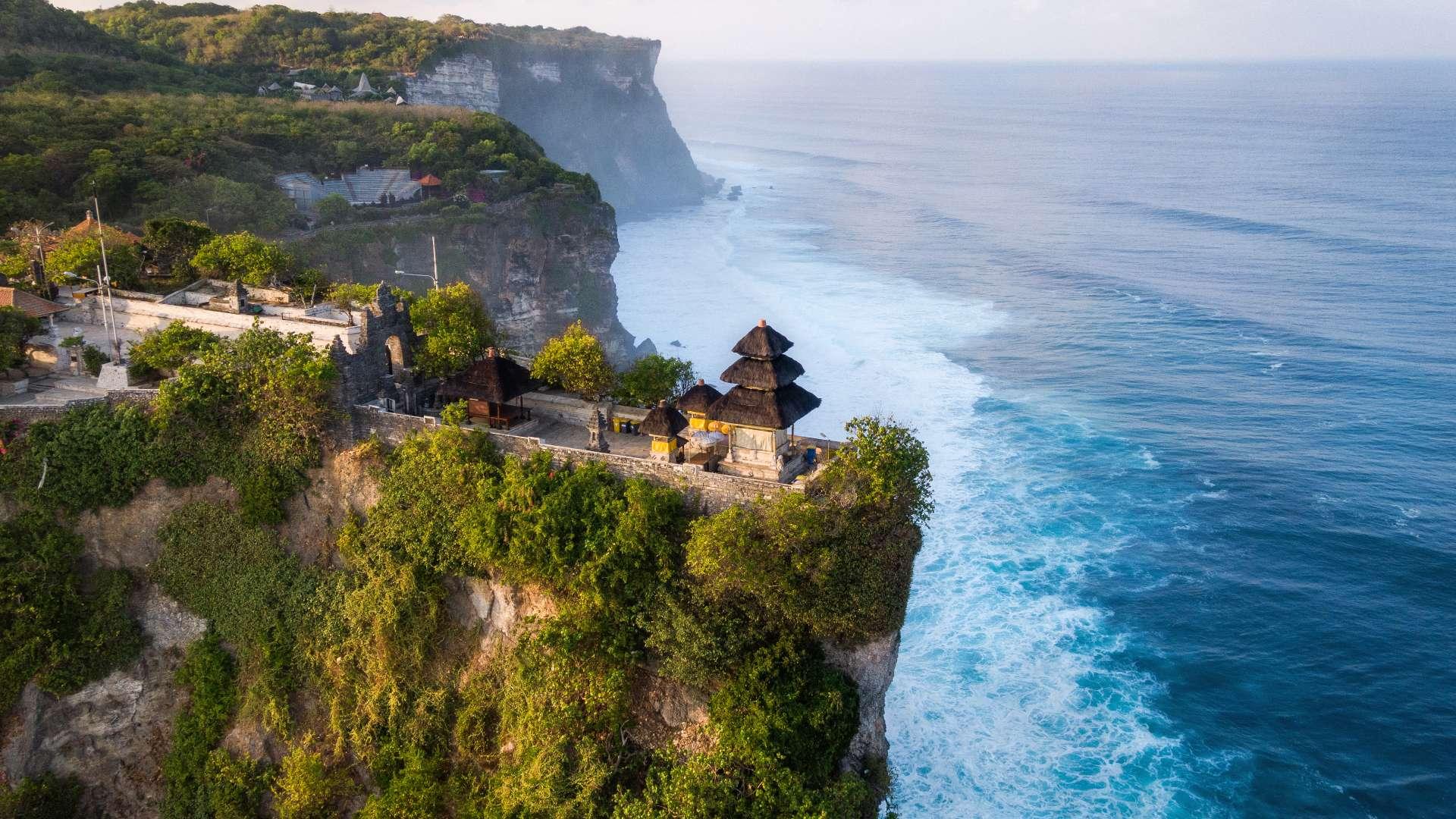 Templo Uluwatu (Pura Luhur), Bali