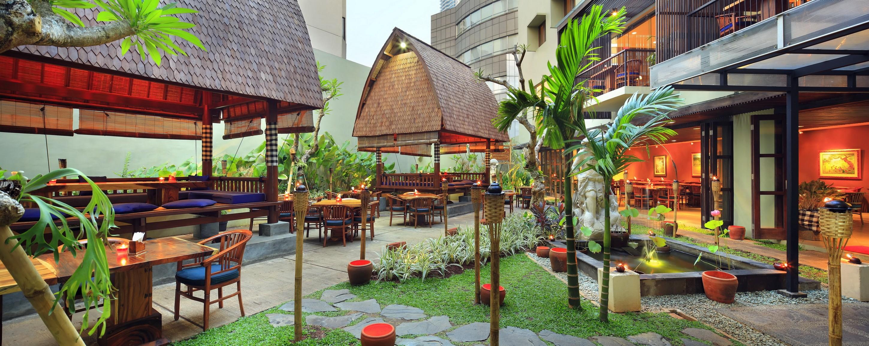 Restaurant Bebek Bengil, Ubud