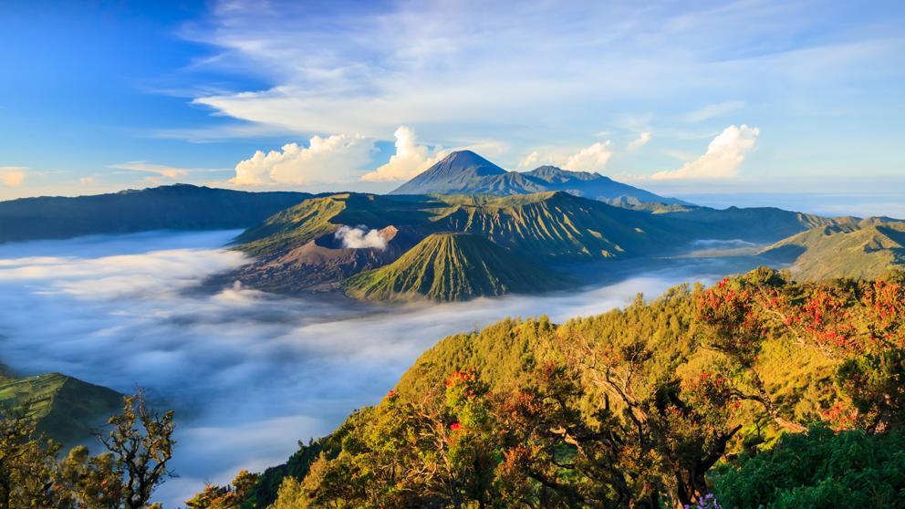 Volcan Monte Bromo