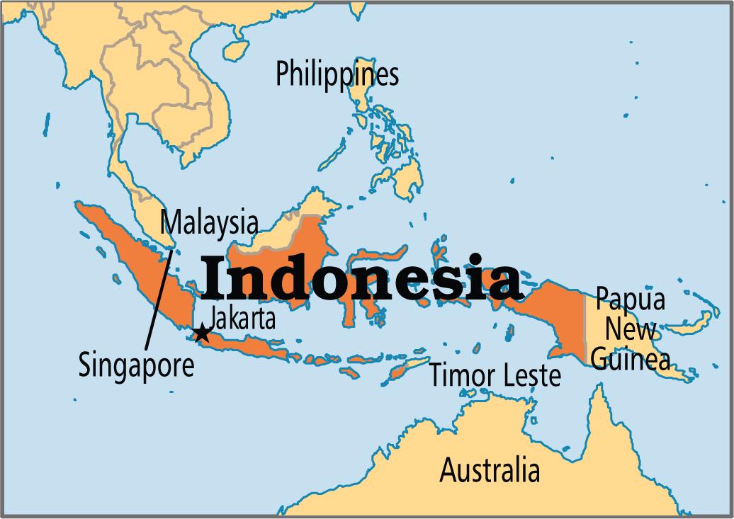 Consejos e información de viaje a Indonesia