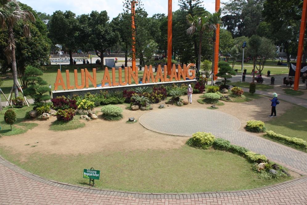 Parque Alun-alun