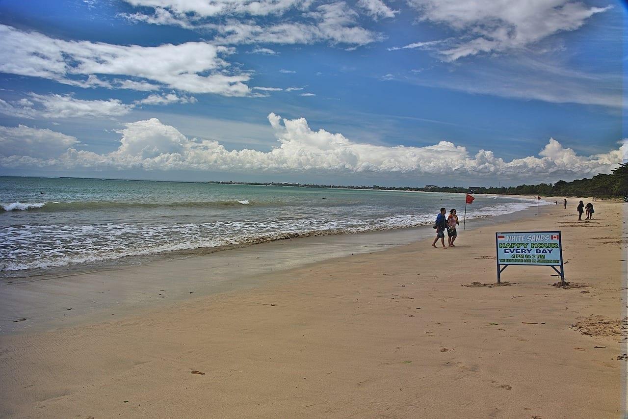 bahía de Jimbaran