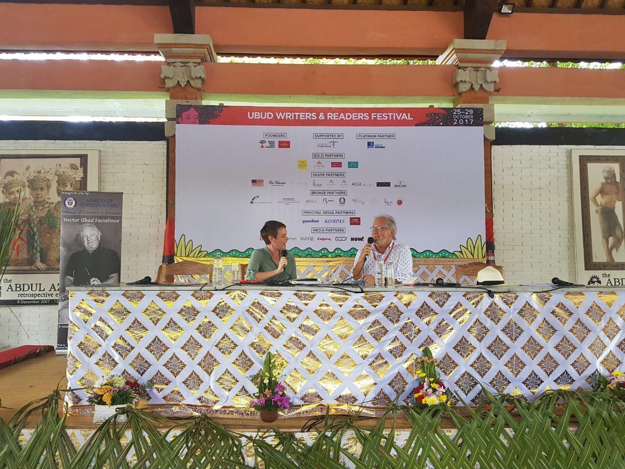 Festival de Escritores Bali, Indonesia
