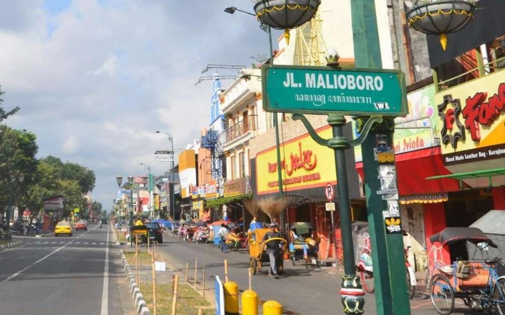 Calle Jalan Malioboro