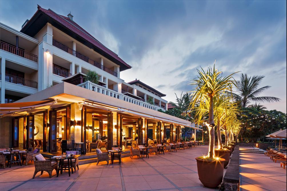 Alojamiento en The Legian Bali
