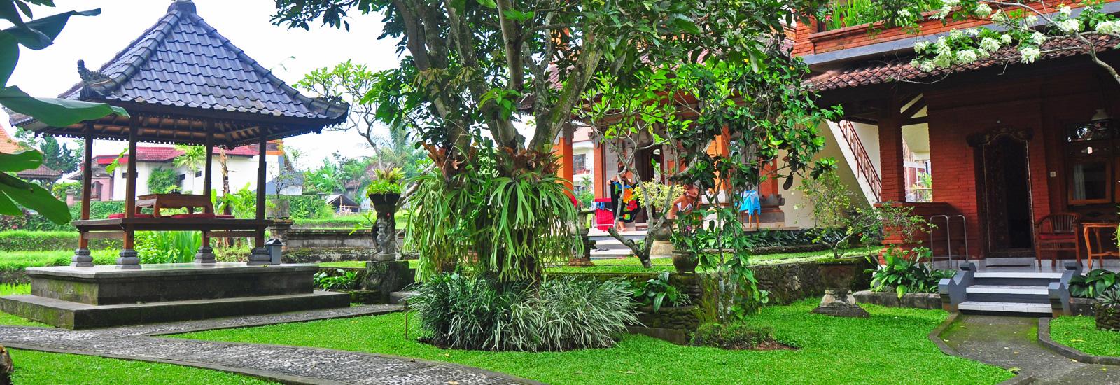 Alojamiento en Nick's Pension, Ubud