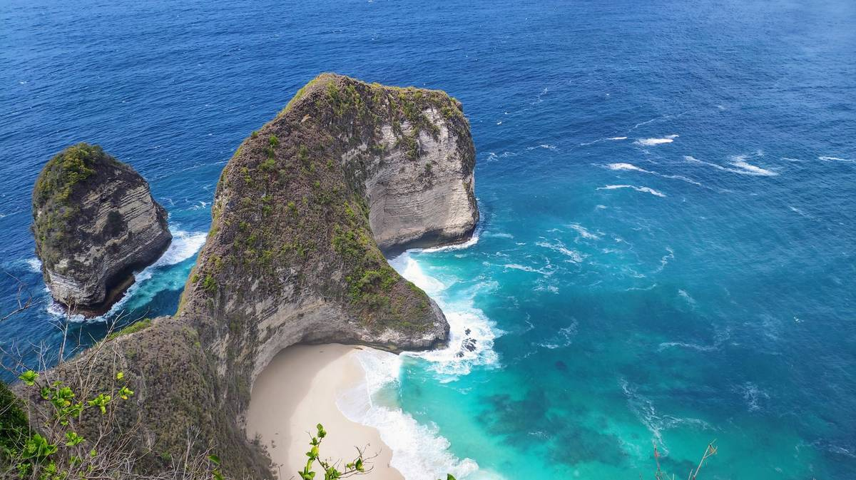 Playa  Nusa Ceningan