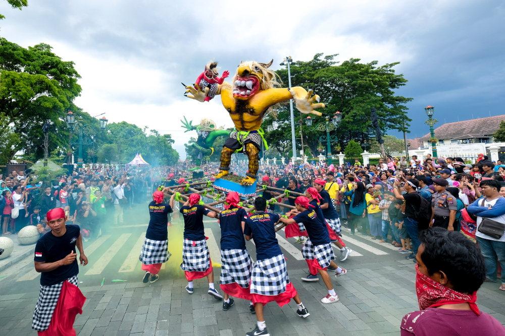 Festival dia de Bali
