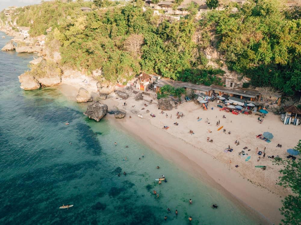Playa de Padang Padang Beach