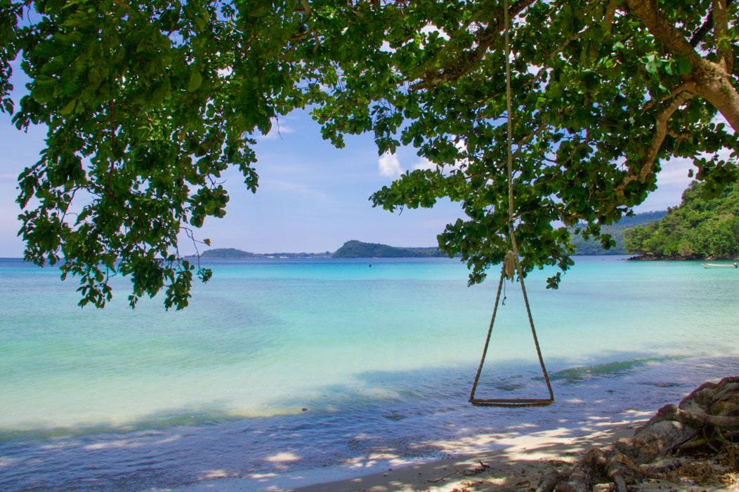 Playa en Pulau