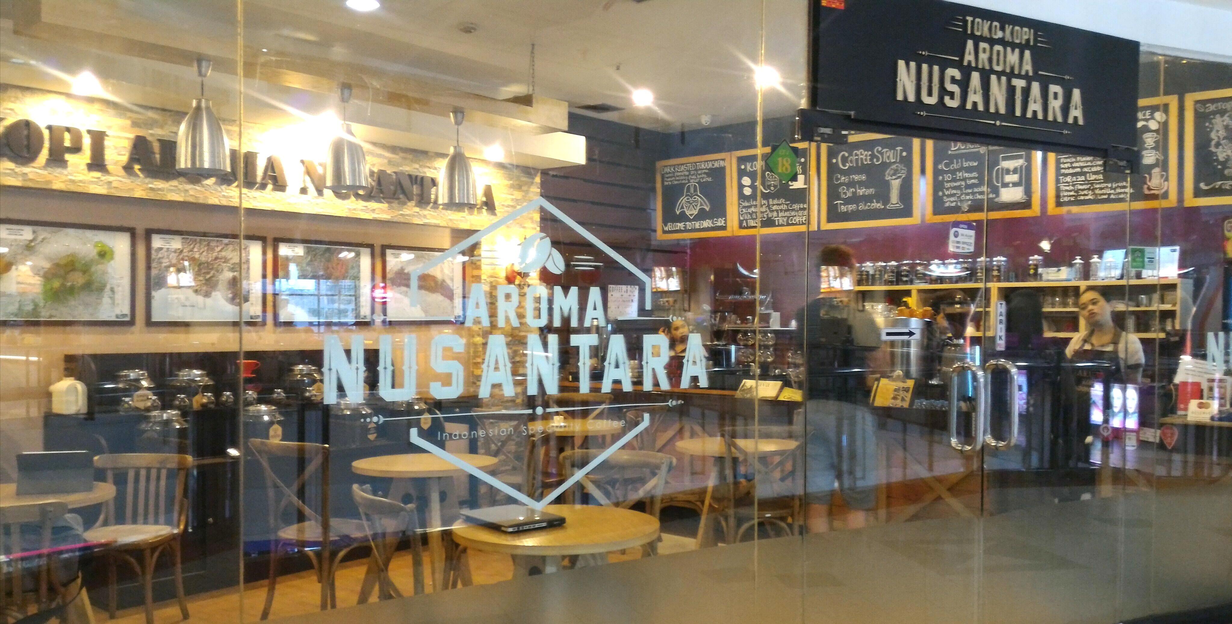 cafeteria Tokio Kopi Aroma Nusantara