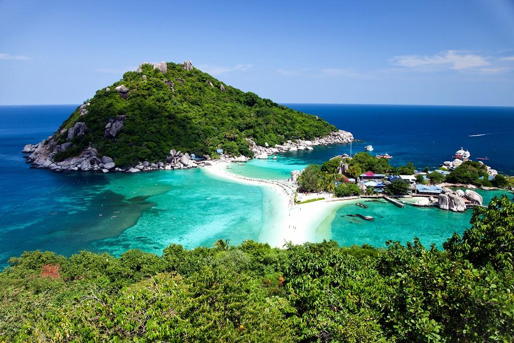 Playas En la isla Bintan