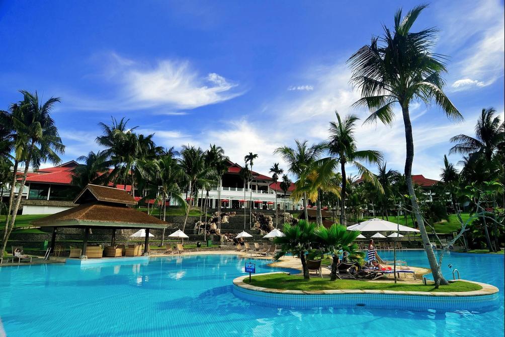 Alojamiento en Bintan Lagoon Resort