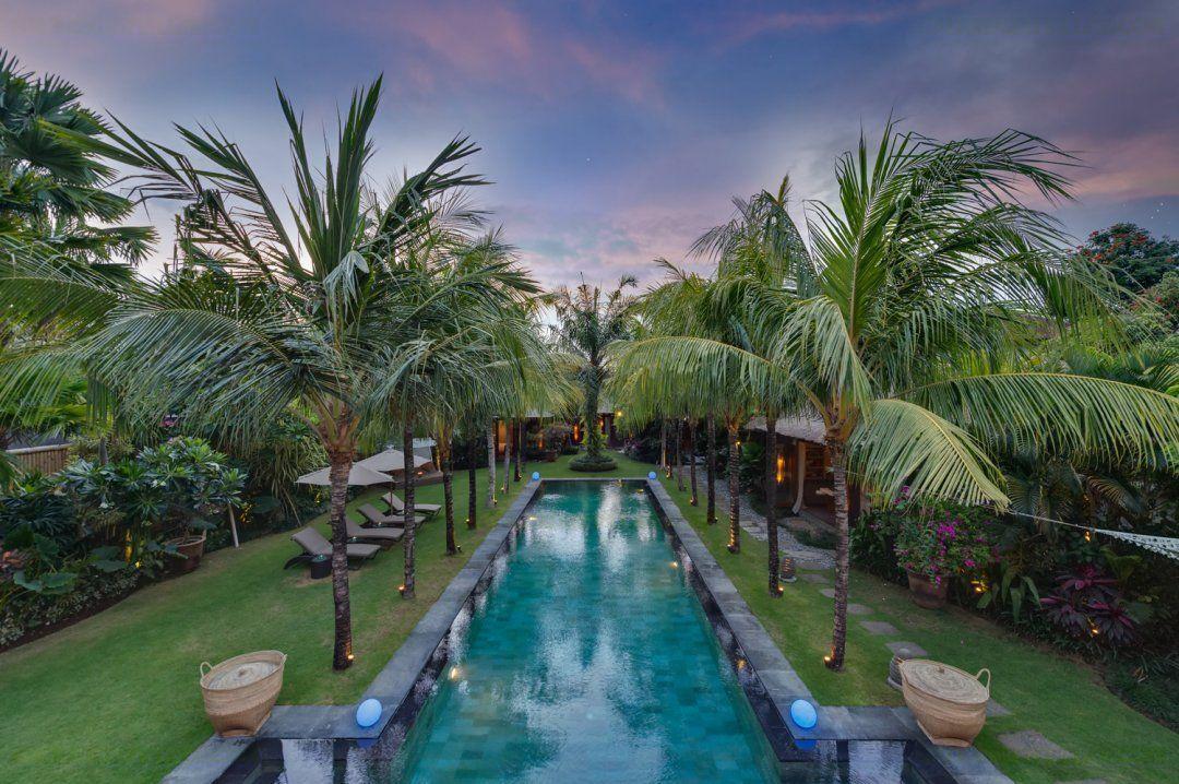 ¿Dónde está el mejor lugar para alojarse en Bali?