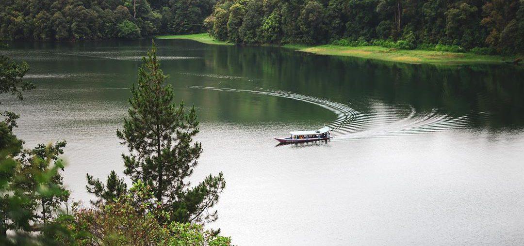 Situ Patenggang lago