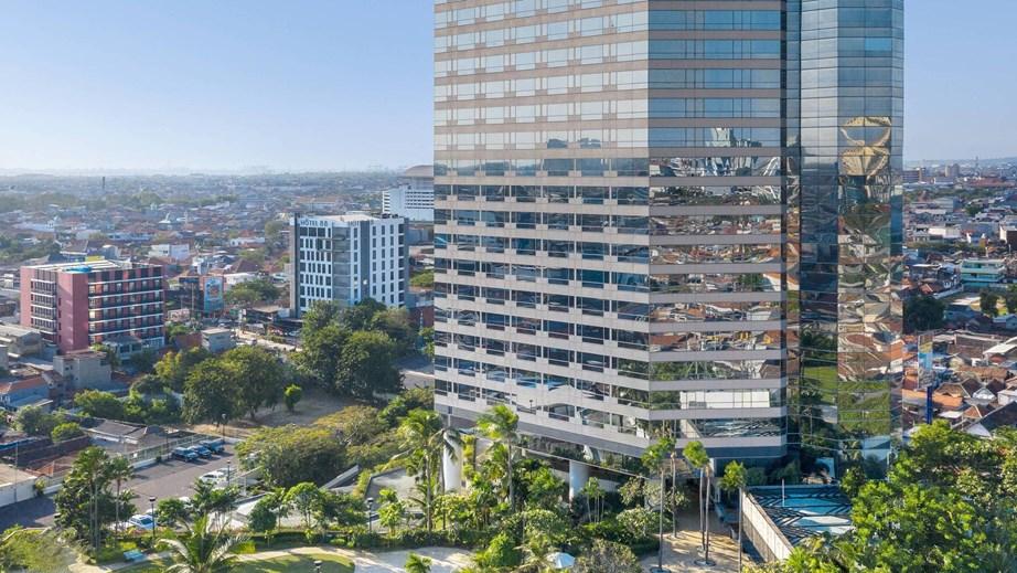 Alojamiento en JW Marriott Hotel Surabaya