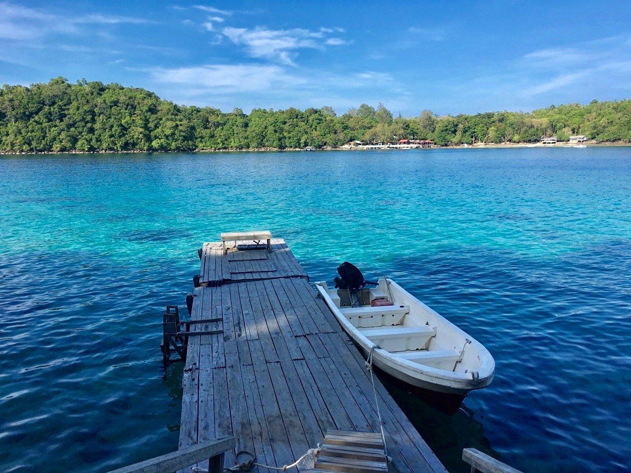 Bucear en las Isla Pulau Weh