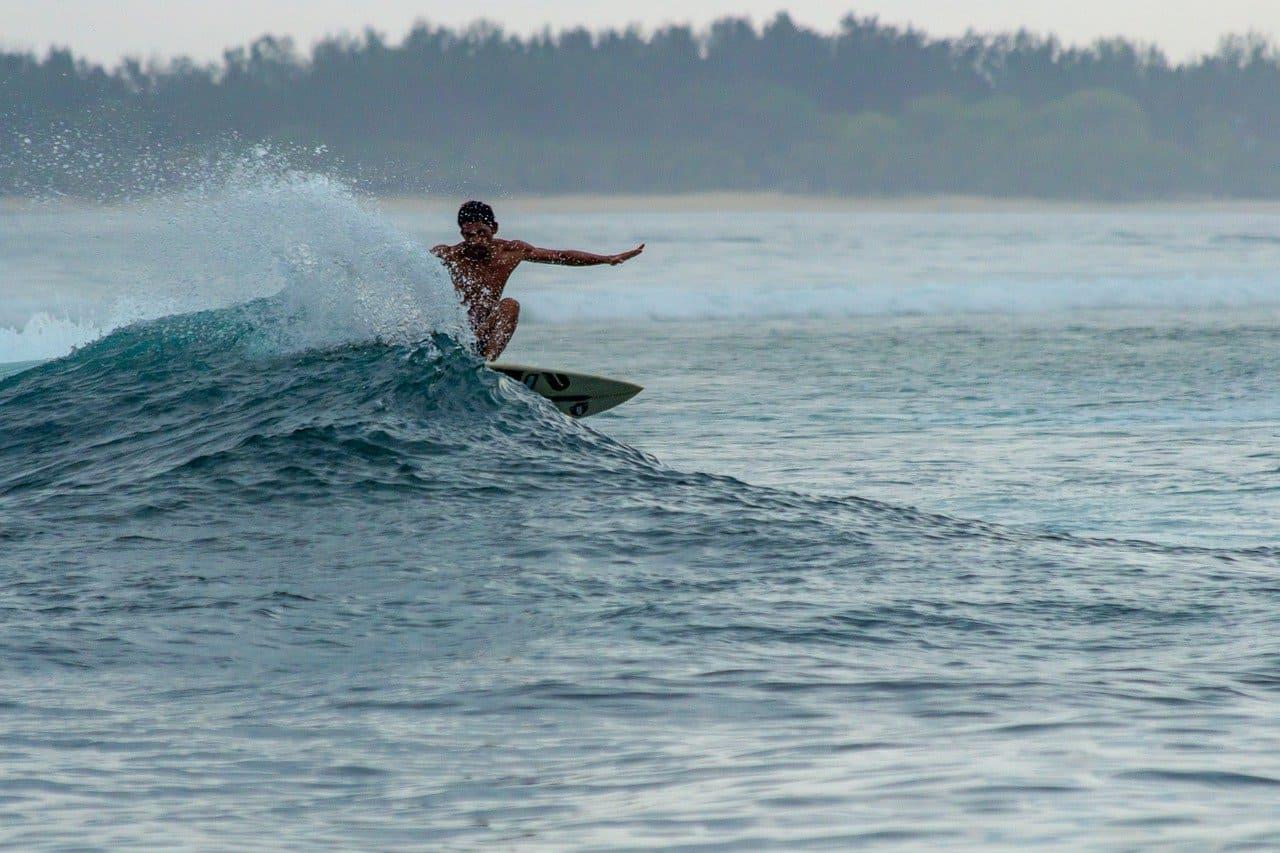 Surf en Canggu