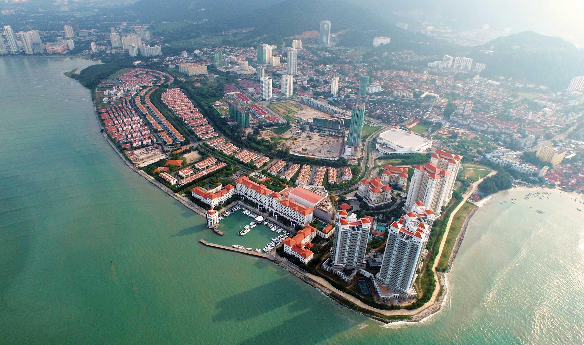 Ciudad de Tanjung Pinang