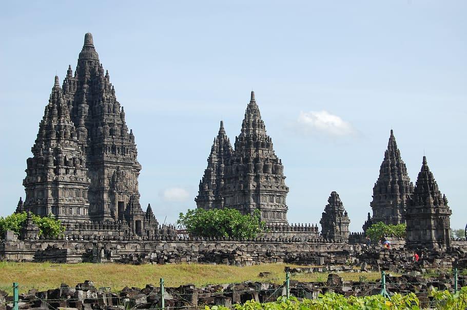 imagen del Templo Candi Singosari