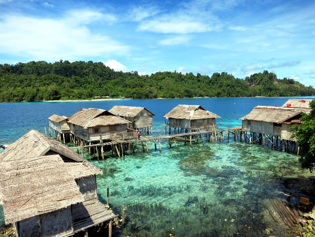 Togian Islands, Indonesia