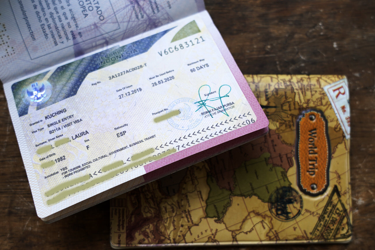 Visado para estancias de larga duración en Bali y el resto de Indonesia