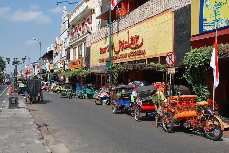 Itinerario de 3 días en Yogyakarta